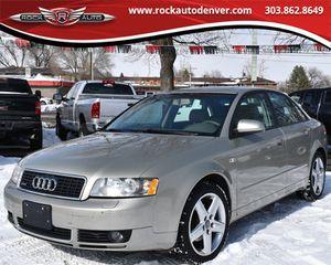 2005 Audi A4 1.8T quattro for Sale in Wheat Ridge, CO