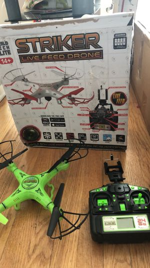 Striker live feed drone for Sale in Metuchen, NJ