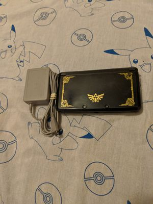 Modded Zelda special edition 3ds!! for Sale in Peoria, AZ
