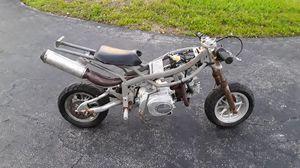 110cc pocket bike. Needs tlc for Sale in Hollywood, FL