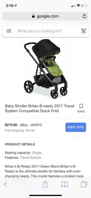 Britax B Ready G2 stroller for Sale in Napa, CA
