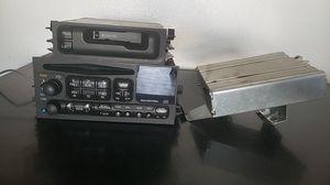 2002 Tahoe Stock Radio Setup for Sale in Mesa, AZ