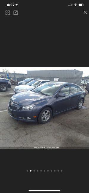 2014 Chevrolet cruze lt for Sale in Stockton, CA