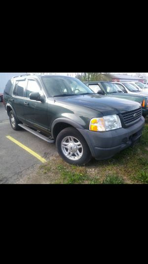 2003 FORD EXPLORER 4WD V6 FFV 4D SUV XLS S 132 k miles for Sale in Falls Church, VA