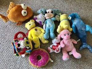 Kids plush toys/ musical cube for Sale in Auburn Hills, MI