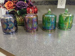 Candy Jars $25 each for Sale in Puyallup, WA