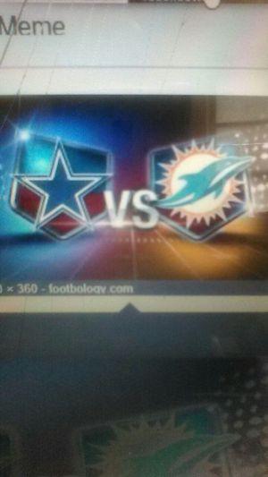 Dallas cowboys tickets for sale 30 each for Sale in Dallas, TX