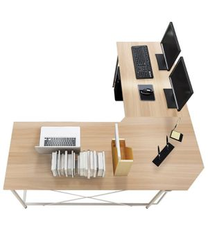 White oak computer desk for Sale in Phoenix, AZ