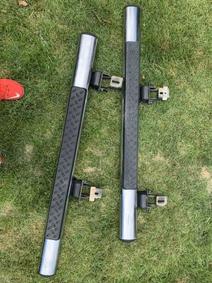 Tubular Chrome Side Step for Jeep Wrangler for Sale in Wheaton, MD