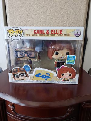 Carl and Ellie SDCC 2019 for Sale in Las Vegas, NV