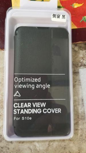 Samsung S 10 E smart case for Sale in Clinton, IA
