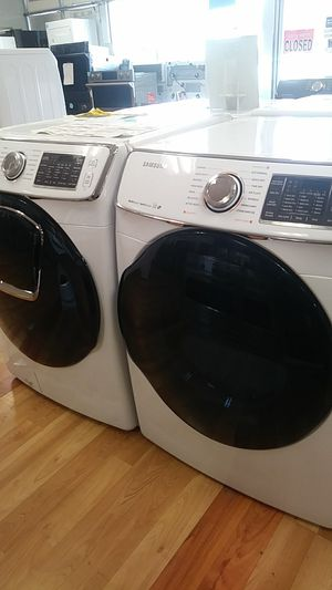 NEW SAMSUNG ADDWASH STEAM SET for Sale in Montclair, CA