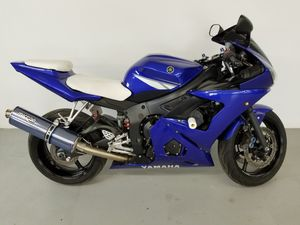 2004 Yamaha R6 clean title must sell today. 1,600 for Sale in Sparks, NV