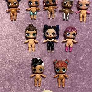 11 LOL DOLLS for Sale in Chicago, IL