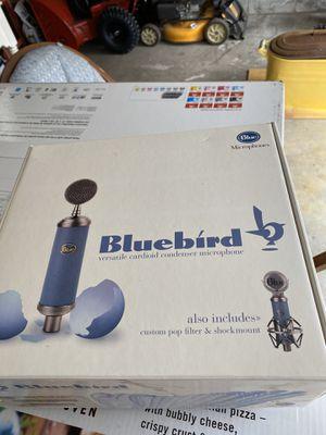 Bluebird Condenser Microphone for Sale in Bay City, MI