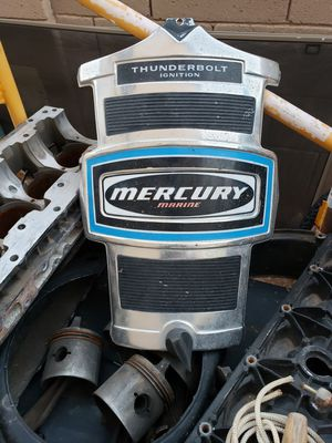 Mercury outboard parts for Sale in Mesa, AZ