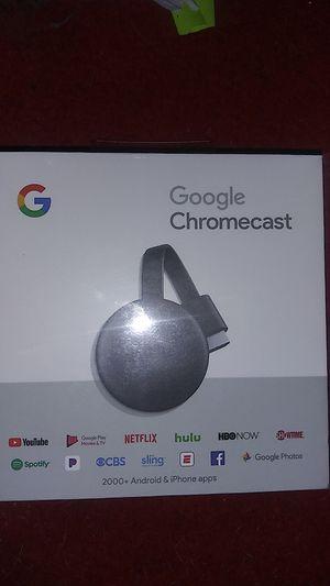 Google Chromecast 3rd generation for Sale in Festus, MO