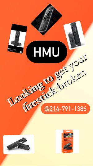 Firestick for Sale in Red Oak, TX