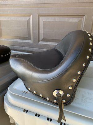 Mustang Motorcycle seat model 75910 for Sale in Oceanside, CA