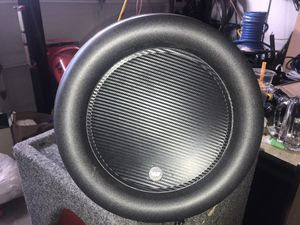 JL Audio 12W7 with HO-Box for Sale in Union City, CA