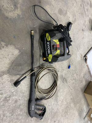 Electric ryobi pressure washer for Sale in North Salt Lake, UT