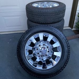 2017 Denali HD Wheels And Tires for Sale in Gig Harbor, WA