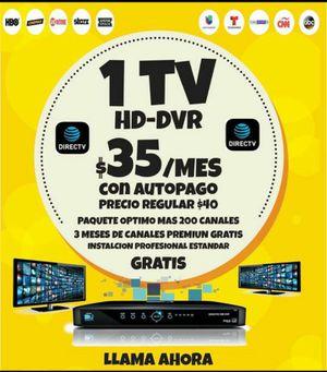 INTERNET Y DISH Y CABLE Y DIRECTV TV TODOS CALIFICAN LLAMAR SI DESEA INFORMACIO for Sale in Inglewood, CA