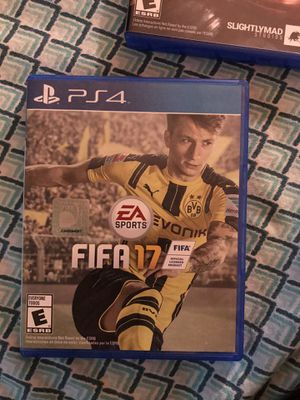 PS4 - Fifa 17 for Sale in Sanford, FL