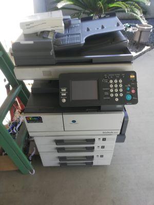 High yield color copier/printer for Sale in Visalia, CA