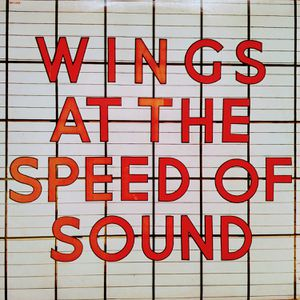 Paul McCartney & Wings - At the Speed of Sound for Sale in Salisbury, MD