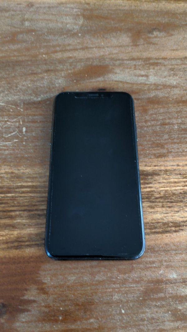 Verizon iPhone X