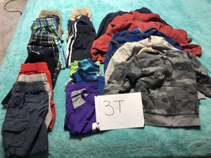 3T and 4T boys clothes for Sale in Fort McDowell, AZ