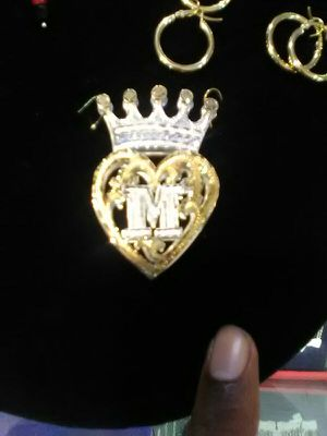 Custom made Pendants, ANY INTITIAL OR NAME for Sale in Tampa, FL