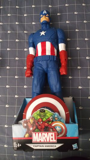Marvel captain America for Sale in Santa Fe Springs, CA