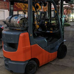 Toyota Forklifts Used for Sale in Bellmore, NY