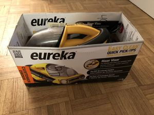 used eureka easy clean vacuum for Sale in Jersey City, NJ