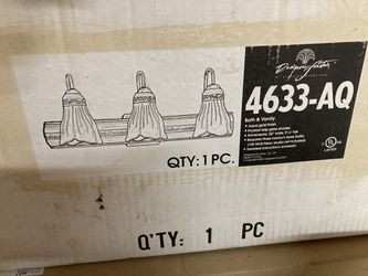 3 Assorted fixtures- new in boxes for Sale in Woodbine,  MD