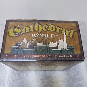 Cathedral World board game for Sale in Suwanee, GA