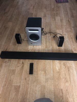 """VIZIO 2017 36"""" 5.1 SmartCast Sound Bar System   SB3651-E6 for Sale in Oakland, CA"""
