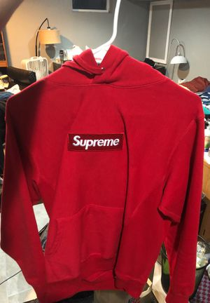Supreme Red Box Logo for Sale in Olney, MD