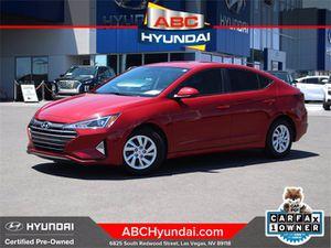 2019 Hyundai Elantra for Sale in Las Vegas, NV