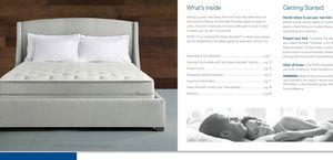 Sleep number queen size mattress for Sale in Lakewood, CA
