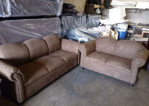 $380 brand new two pieces sofa set for Sale in Los Angeles, CA