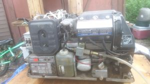Honda RV watercooled generator for Sale in East Peoria, IL