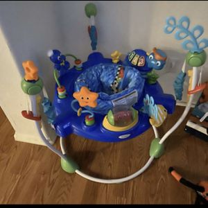 Baby Einstein Ocean Jumper Like New for Sale in Yucaipa, CA