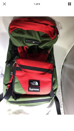 Supreme North Face back pack Bape Palace Undefeated for Sale in Chula Vista, CA
