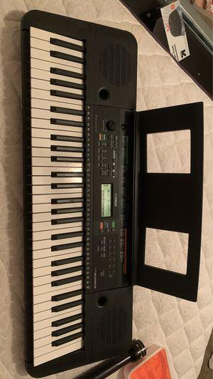 Yamaha PSRE253 61-Key Portable Keyboard Yamaha PSRE253 61-Key Portable Keyboard for Sale in Tempe, AZ