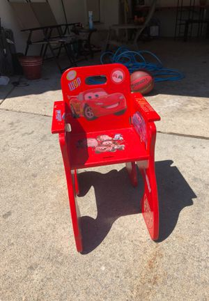 Kids chair (customized cars) for Sale in Canton, MI
