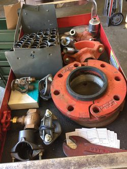 Fire sprinkler materials for Sale in Walpole,  MA