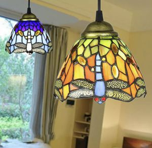 🔥 NEW Antique Tiffany Style Pendant Light Stained Glass Shade Ceiling Light Fixture for Sale in Coral Gables, FL